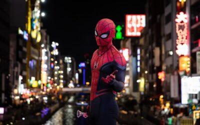 Spiderman er yndlingssuperhelten for mange børn